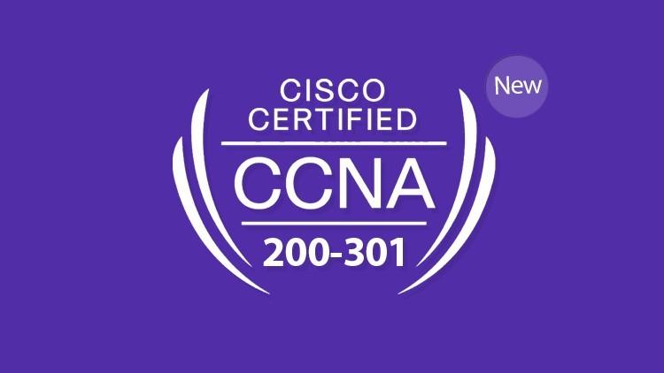 New!} Cisco CCNA 200-301 - Get Full Course Content